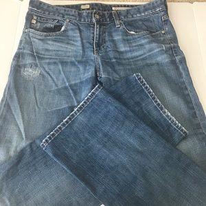Adriano Goldschmeid tomboy jeans